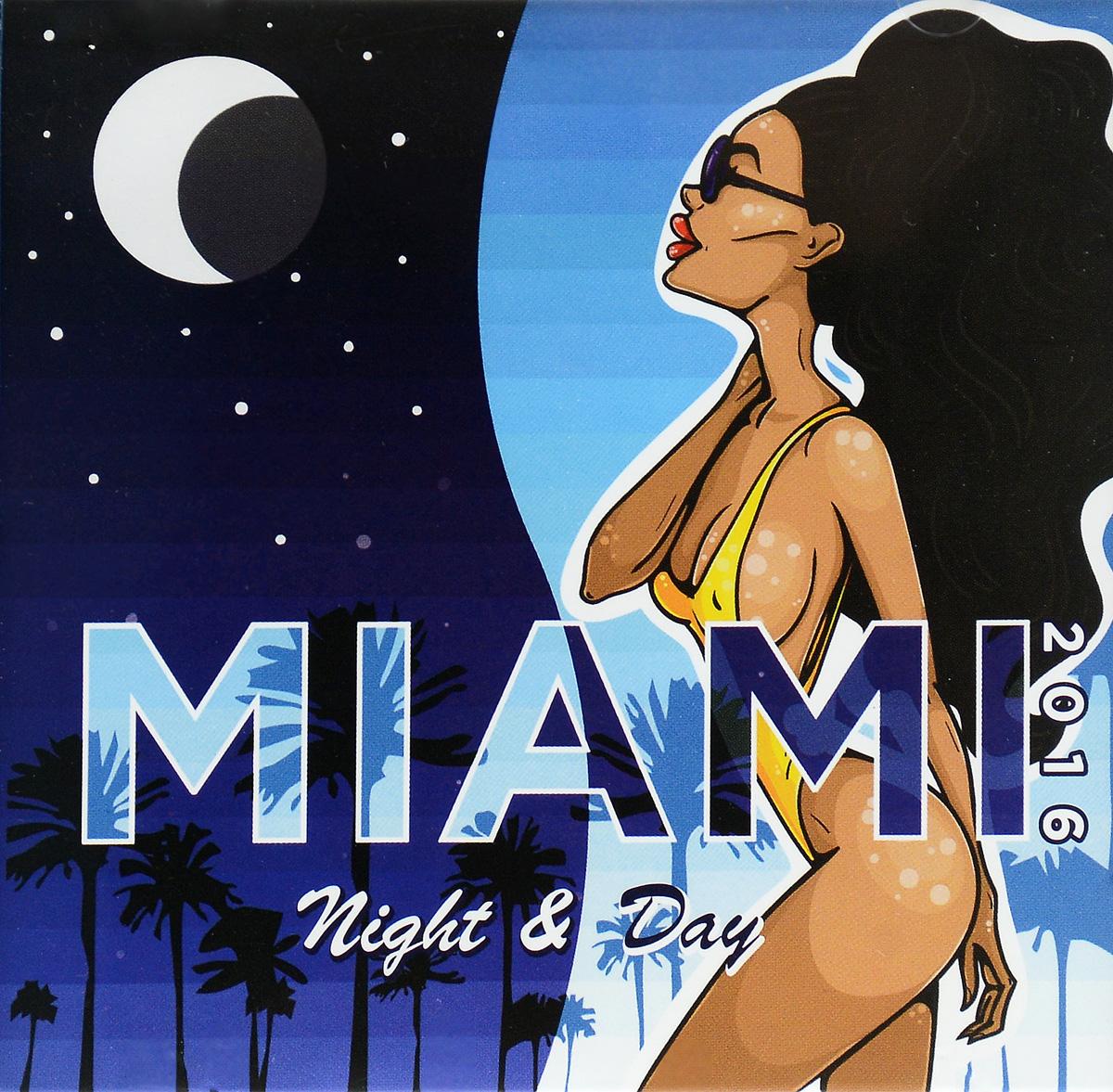 Miami 2016. Night & Day (2 CD) Audio CD