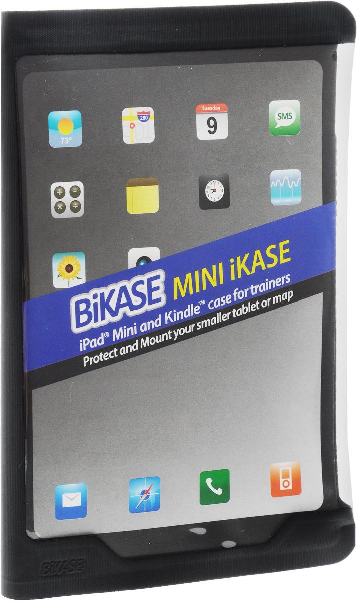 Чехол для iPad Mini на руль BiKase Mini iKASE, водонепроницаемый, 22 х 15 х 2 смAG020Водонепроницаемый чехол для iPad Mini BiKase Mini iKASE сохраняет планшет сухим во время дождя. Устанавливается на руль велосипедов при помощи съемного ремня на липучке. Изделие закрывается на липучку и оснащено прозрачной вставкой из ПВХ. Размер чехла (с учетом крепления): 22 х 15 х 2 см. размер чехла (без учета крепления): 22 х 15 х 1 см.