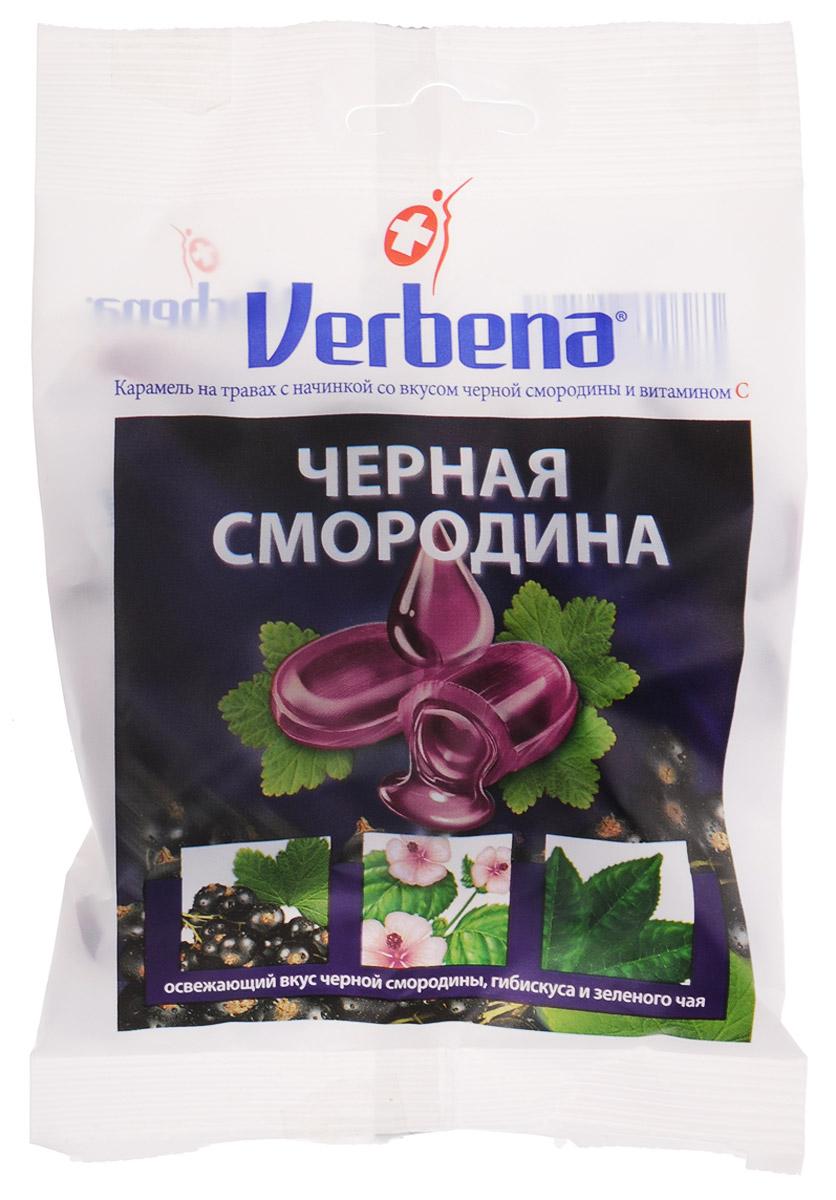 Verbena Черная смородина карамель на травах, 60 г