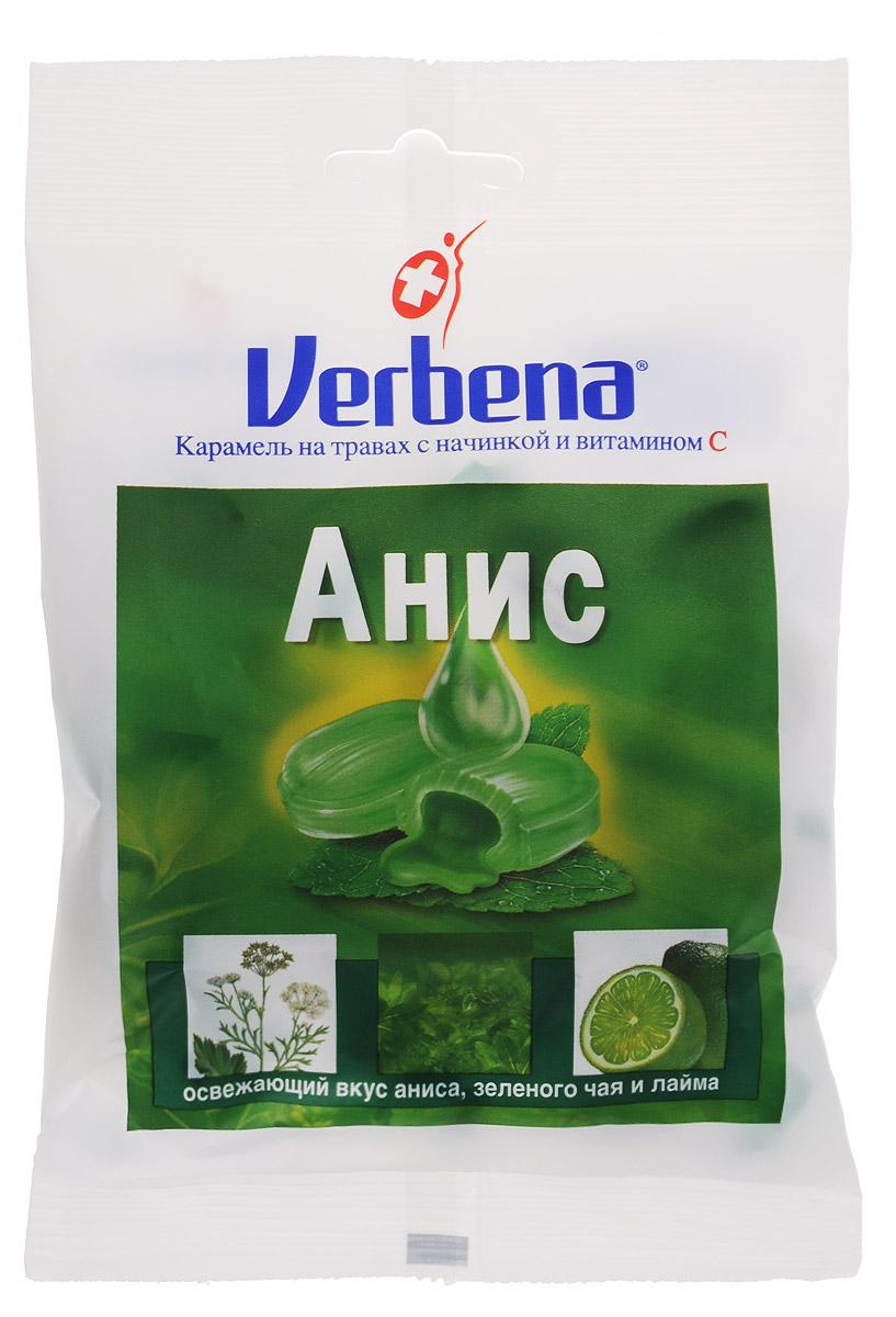 Verbena Анис карамель на травах, 60 г
