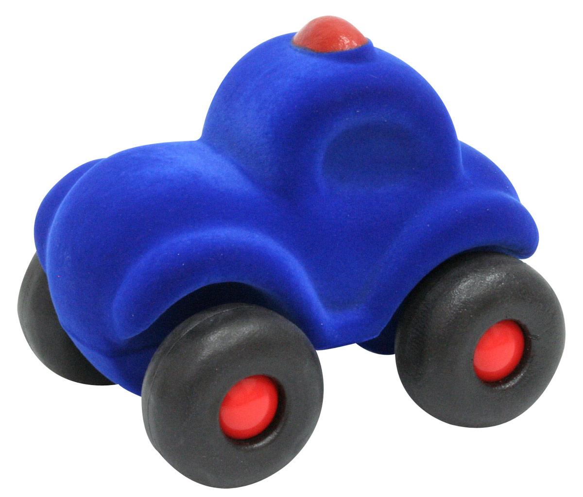 Rubbabu Машинка Полиция20003Полицейская машинка Rubbabu понравится любому мальчику. Это упругая и в то же время мягкая бархатистая игрушка. Колеса свободно крутятся. Машинка изготовлена из качественных и безопасных материалов. Игрушка способствует развитию зрительного и тактильного восприятия у ребенка. Игрушки Rubbabu должны быть у каждого ребенка.