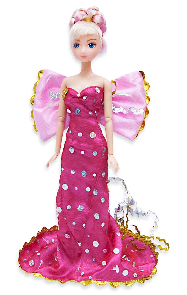 Daisy Кукла Ника92202Классические шарнирные куклы Daisy - настоящие принцессы, они одеты в нарядные платья, их волосы уложены в красивые прически, они готовы идти на самый роскошный бал! Тело кукол отличается особой анатомической конструкцией: они могут принимать любые позы, свойственные человеку. Специальные шарниры выполняют роль суставов: они позволяют рукам, ногам и даже туловищу куклы сгибаться практически под любым углом. Девочки в восторге от таких принцесс с роскошными длинными волосами, которых можно наряжать, причесывать и играть с ними, создавая свой волшебный мир! Для каждой девочки найдется своя кукла-подружка!