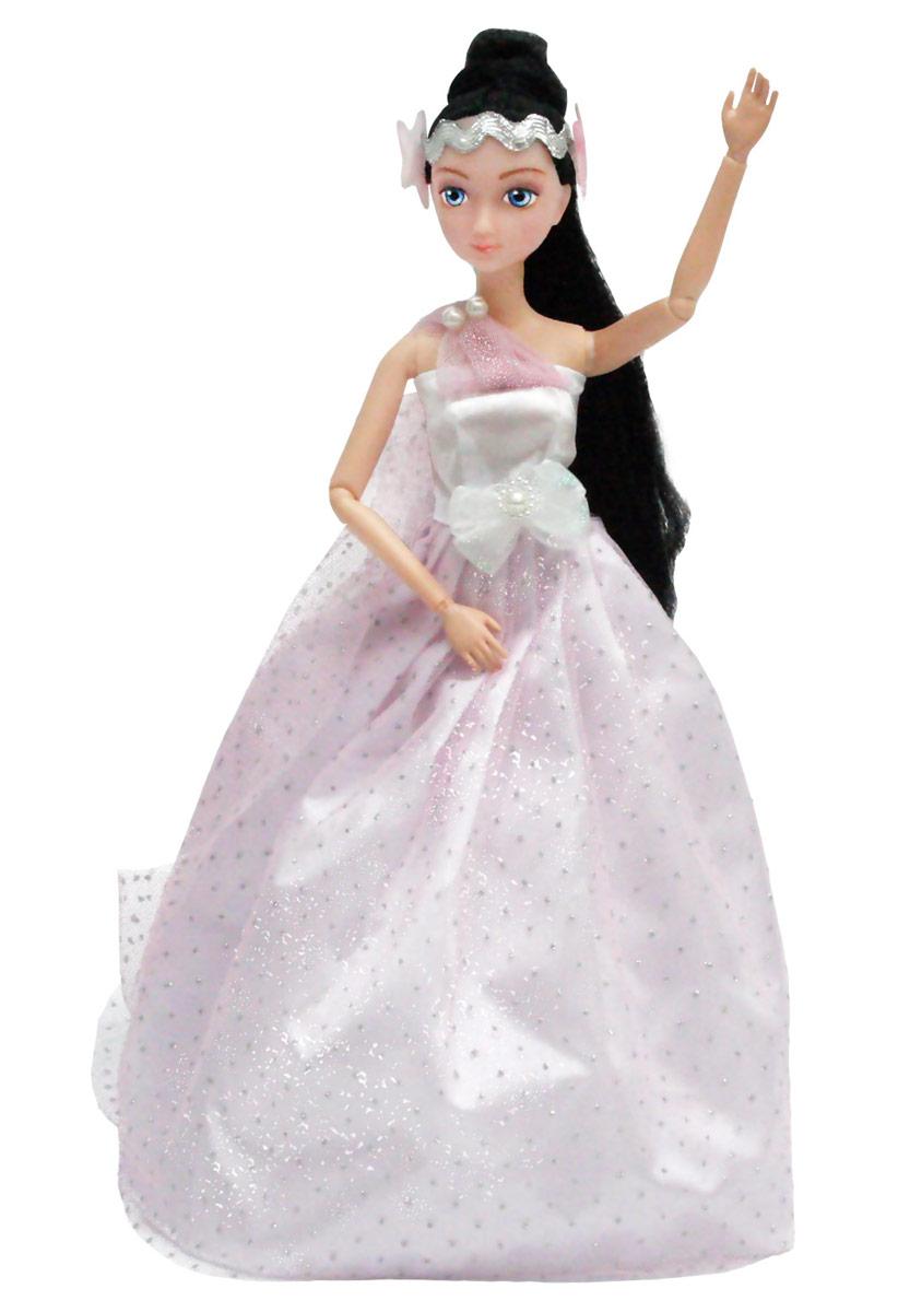 Daisy Кукла Невеста65111Классические шарнирные куклы Daisy - настоящие принцессы, они одеты в нарядные платья, их волосы уложены в красивые прически, они готовы идти на самый роскошный бал! Тело кукол отличается особой анатомической конструкцией: они могут принимать любые позы, свойственные человеку. Специальные шарниры выполняют роль суставов: они позволяют рукам, ногам и даже туловищу куклы сгибаться практически под любым углом. Девочки в восторге от таких принцесс с роскошными длинными волосами, которых можно наряжать, причесывать и играть с ними, создавая свой волшебный мир! Для каждой девочки найдется своя кукла-подружка!