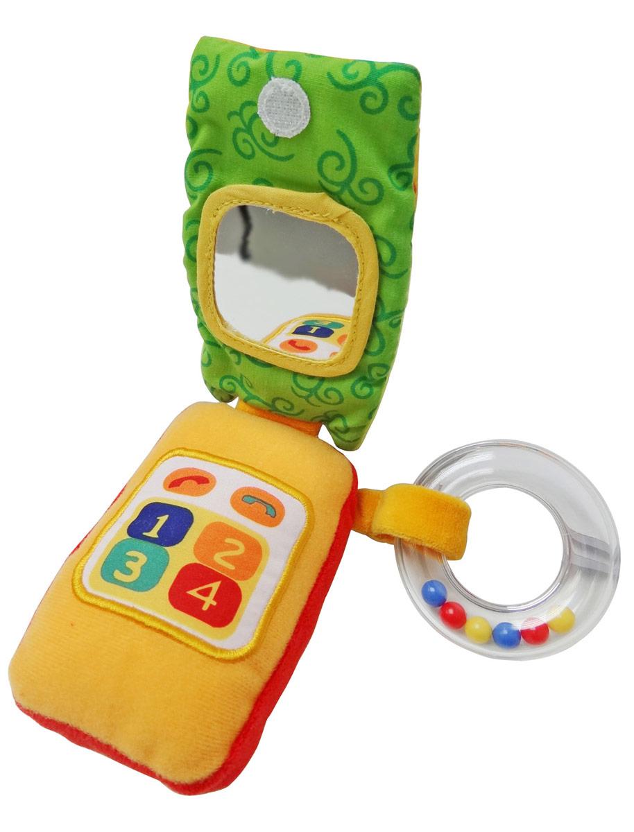 Ути-Пути Развивающая игрушка Телефон Сова