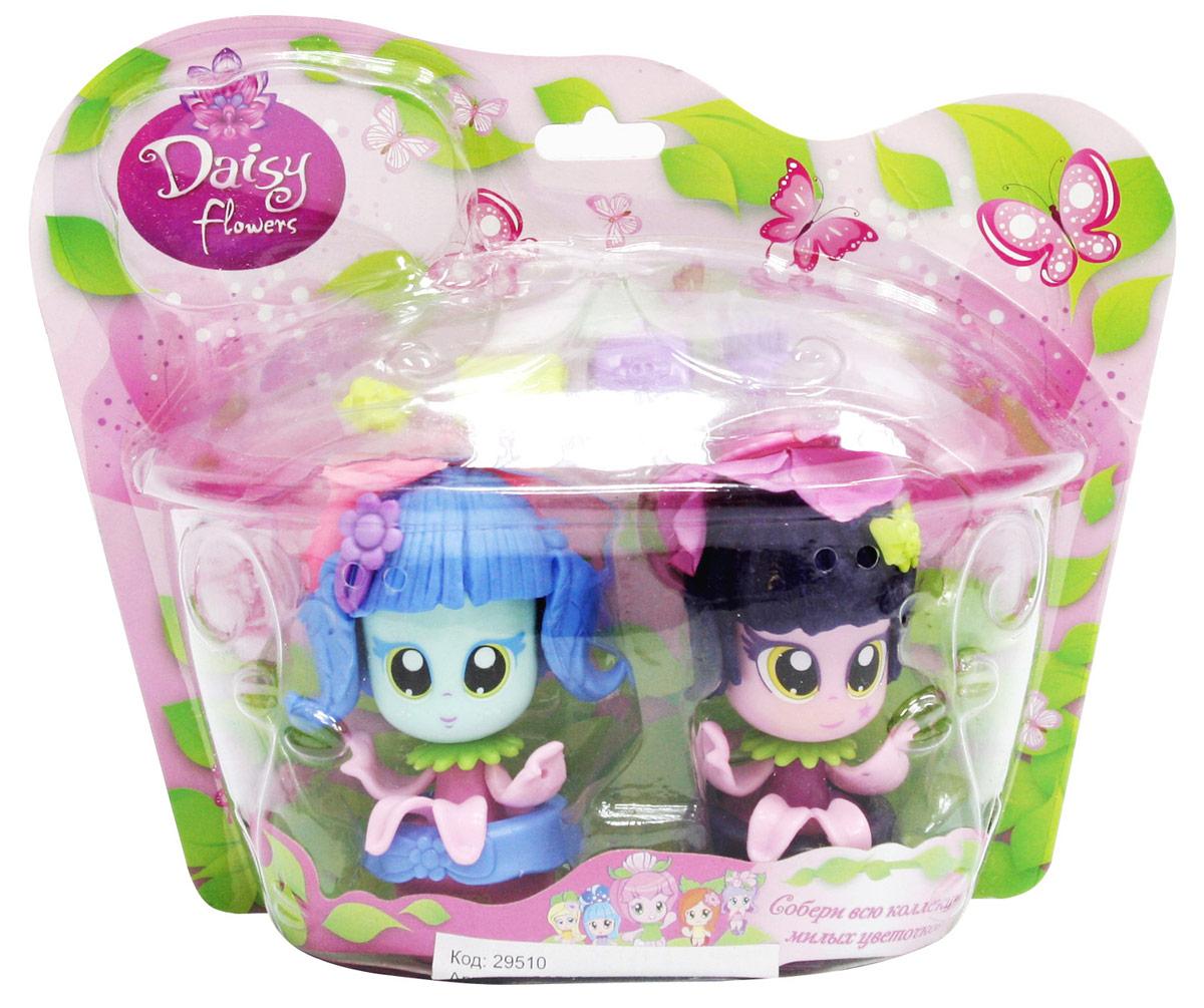 Daisy Игровой набор с куклой Цветочек 2 шт 29510