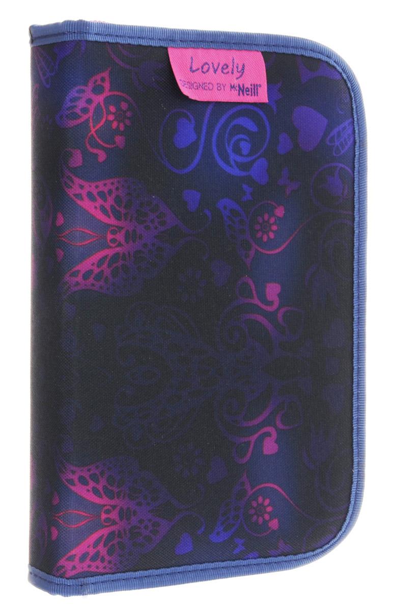 Mc Neill Пенал Любимый цвет фиолетовый 9070162000