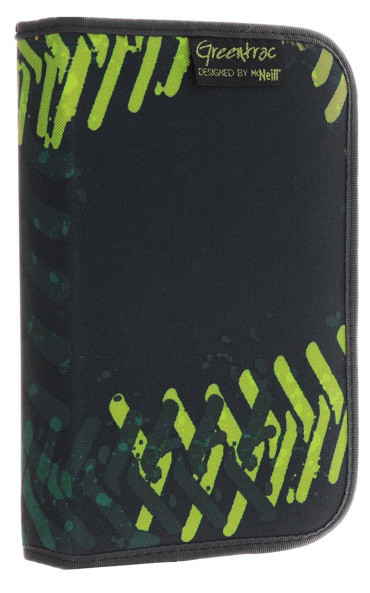 Mc Neill Пенал Гринтрак цвет зеленый 9072164000