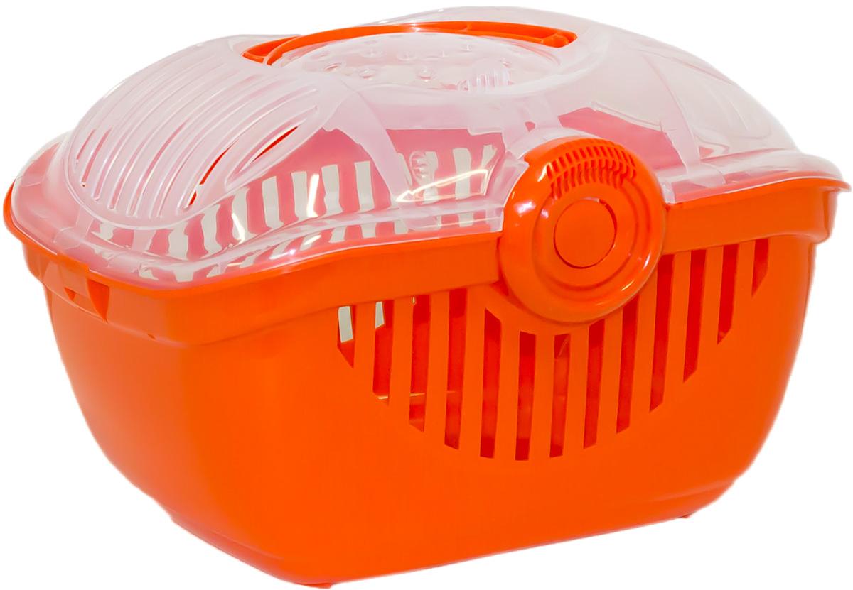 Переноска Moderna Top Runner, цвет: оранжевый, 39х29х25 см14T700148