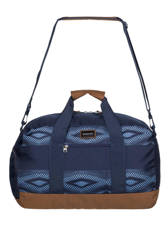 Сумка дорожная мужская Quiksilver Medium Shelter, цвет: синий, 43 л. EQYBL03083-BME6