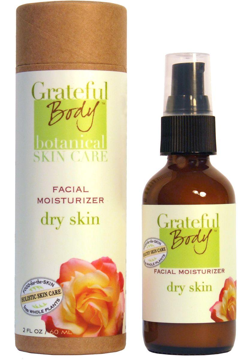 Grateful body Увлажняющий крем для сухой кожи, 60 млMDSWМощная увлажняющая композиция обеспечивает полноценное питание для сухой, обезвоженной и зрелой кожи. Незаменимые жирные кислоты, жизненно важные питательные вещества и роскошные смягчающие масла восстанавливают упругость, эластичность и тонус кожи. Роскошное питание и глубокое увлажнение.