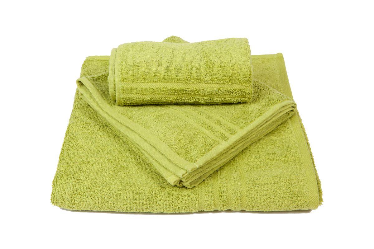 Набор махровых полотенец Arloni Marvel, цвет: оливковый, 3 шт44030.6Набор Arloni Marvel состоит из трех полотенец разных размеров. Полотенца, выполненные из натурального хлопка, подарят вам мягкость и необыкновенный комфорт в использовании. Ткань не вызывает аллергических реакций, обладает высокой гигроскопичностью и воздухопроницаемостью. Полотенца великолепно впитывают влагу, нежные на ощупь не теряют своих свойств после многократной стирки.