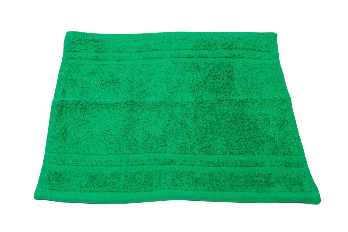 Полотенце махровое Arloni Marvel, цвет: зеленый, 40x70 см. 44032.144032.1