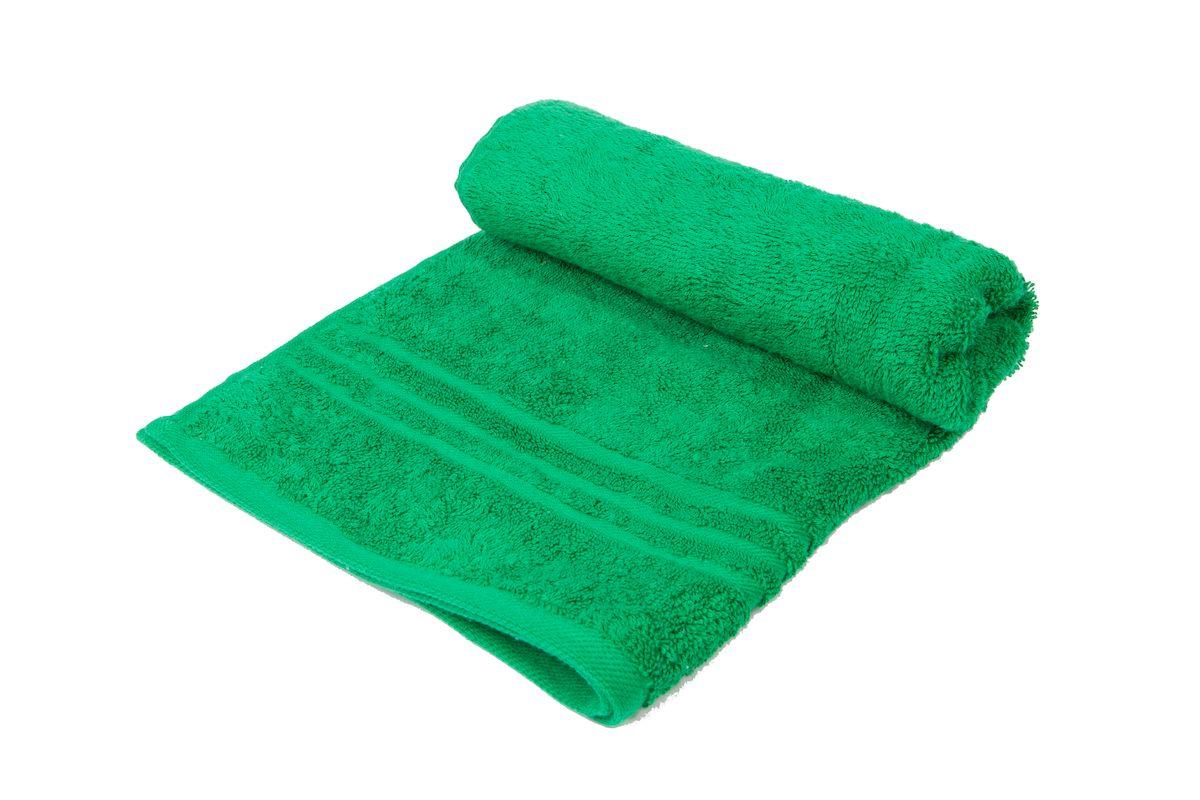 Полотенце махровое Arloni Marvel, цвет: зеленый, 70x140 см. 44032.344032.3