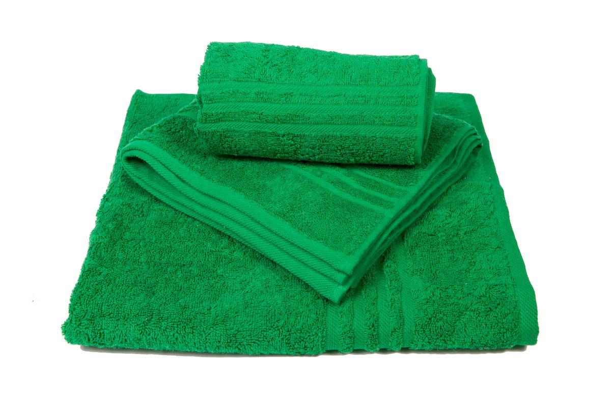 Набор махровых полотенец Arloni Marvel, цвет: зеленый, 3 шт44032.6Набор Arloni Marvel состоит из трех полотенец разных размеров. Полотенца, выполненные из натурального хлопка, подарят вам мягкость и необыкновенный комфорт в использовании. Ткань не вызывает аллергических реакций, обладает высокой гигроскопичностью и воздухопроницаемостью. Полотенца великолепно впитывают влагу, нежные на ощупь не теряют своих свойств после многократной стирки.