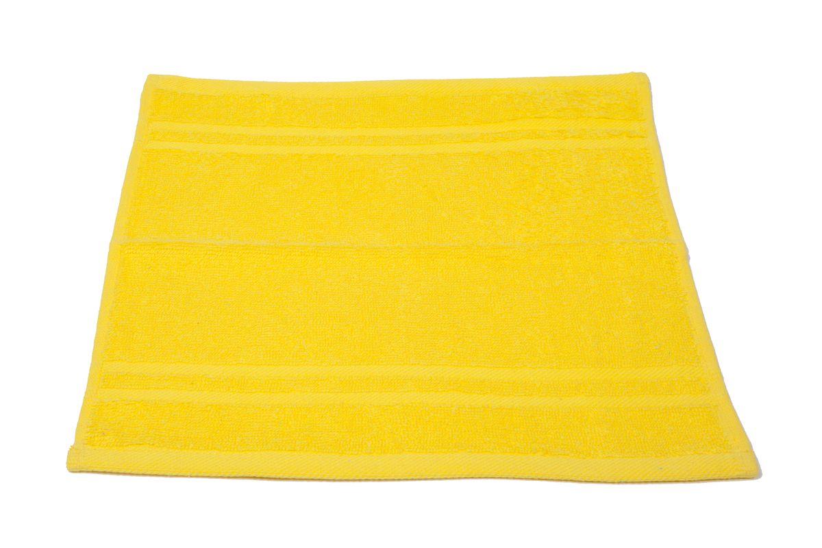 Полотенце махровое Arloni Marvel, цвет: желтый, 40x70 см. 44036.144036.1
