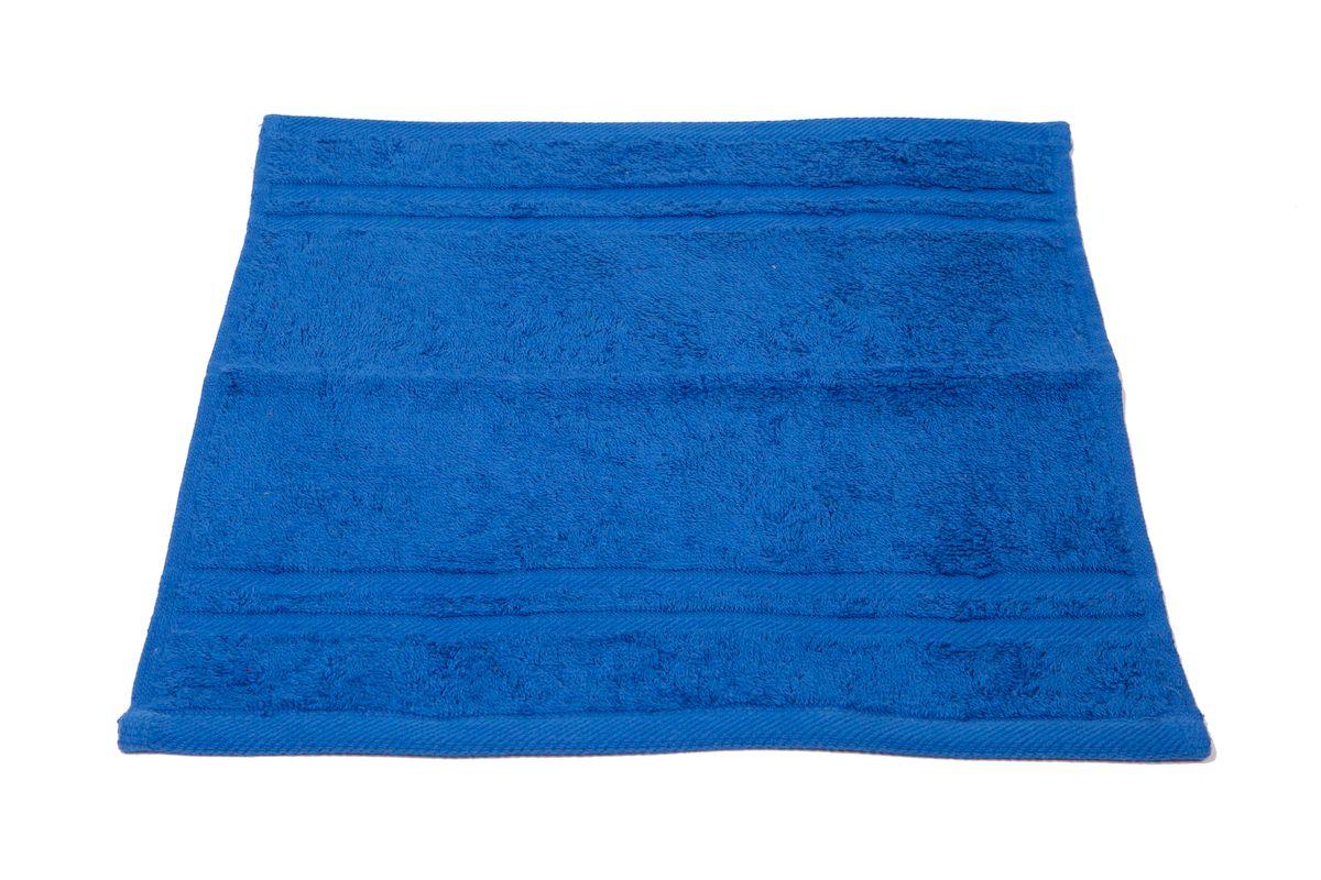 Полотенце махровое Arloni Marvel, цвет: синий, 40x70 см. 44037.144037.1