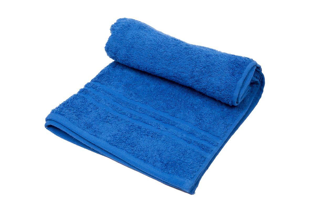Полотенце махровое Arloni Marvel, цвет: синий, 100x150 см. 44037.444037.4