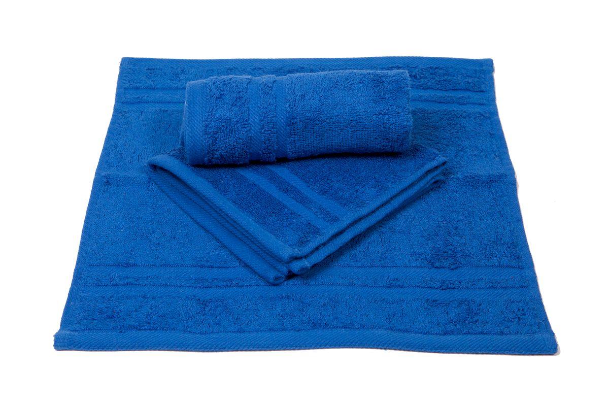 Набор полотенец махровых Arloni Marvel, цвет: синий, 3 шт. 44037.644037.6