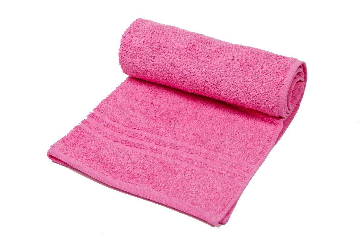 Полотенце махровое Arloni Marvel, цвет: розовый, 70x140 см. 44038.344038.3