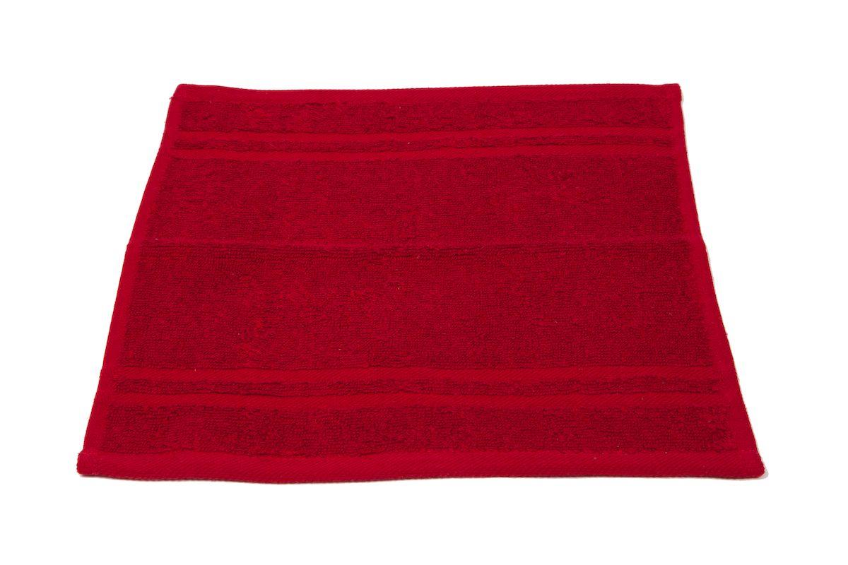 Полотенце махровое Arloni Marvel, цвет: бордовый, 40x70 см. 44039.144039.1