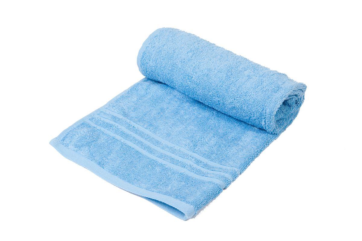 Полотенце махровое Arloni Marvel, цвет: голубой, 100x150 см. 44040.444040.4