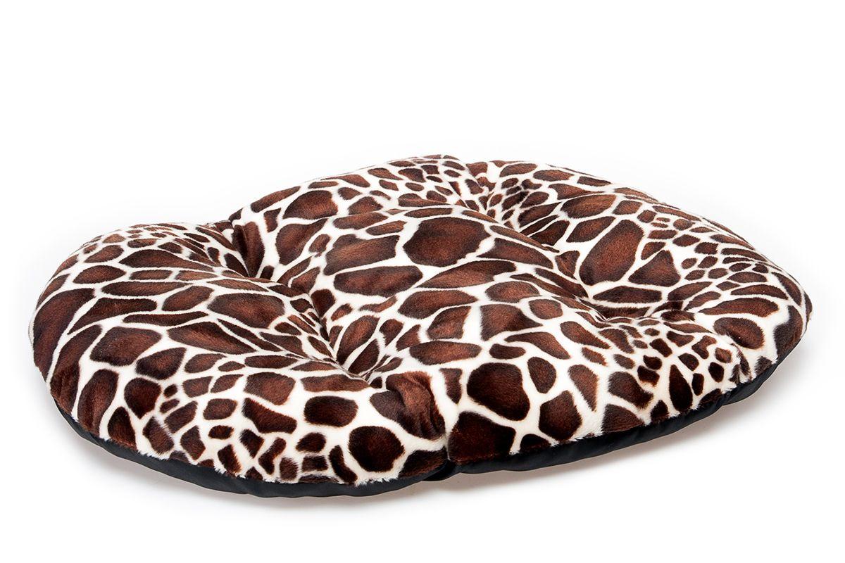Матрас овальный Pride Жираф, 71х54 см10021053