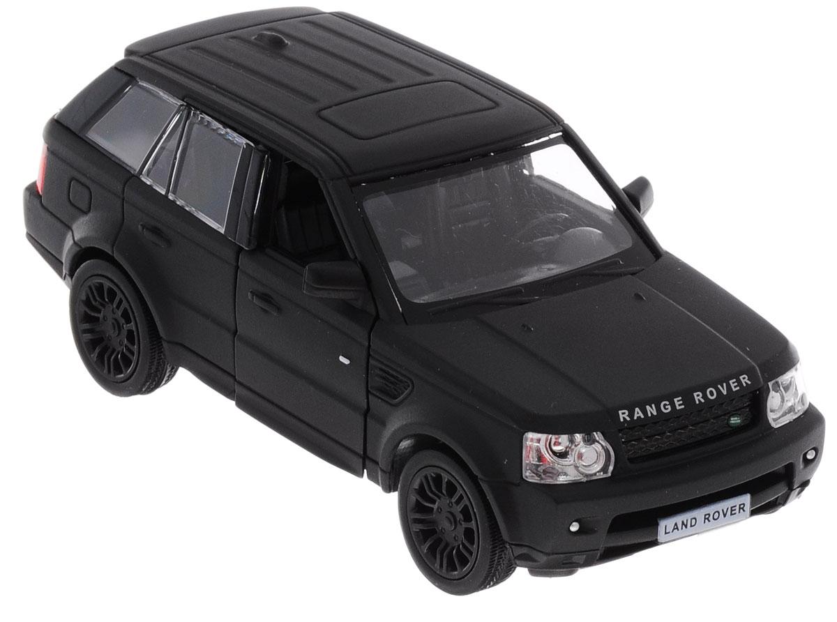 Uni-Fortune Toys Модель автомобиля Range Rover Sport554007MМодель автомобиля Uni-Fortune Toys Range Rover Sport будет отличным подарком как ребенку, так и взрослому коллекционеру. Благодаря броской внешности, а также великолепной точности, с которой создатели этой модели масштабом 1:32 передали внешний вид настоящего автомобиля, машинка станет подлинным украшением любой коллекции авто. Модель будет долго служить своему владельцу благодаря металлическому корпусу с элементами из пластика. Передние двери машины открываются. Машинка обладает инерционным механизмом. Автомобиль необходимо отвести назад, затем отпустить - и он быстро поедет вперед. Шины обеспечивают отличное сцепление с любой поверхностью пола. Модель автомобиля обязательно понравится вашему ребенку и станет достойным экспонатом любой коллекции.
