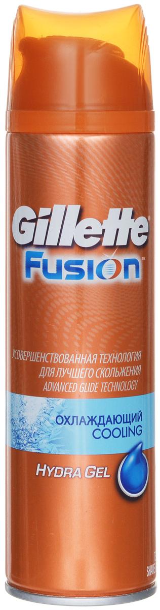 Gillette Гель для бритья Fusion ProGlide, охлаждающий, 200 млGIL-84855190Охлаждающий гель для бритья Gillette Fusion ProGlide содержит ментол. Помогает устранить признаки и ощущения раздражения после бритья. Товар сертифицирован.
