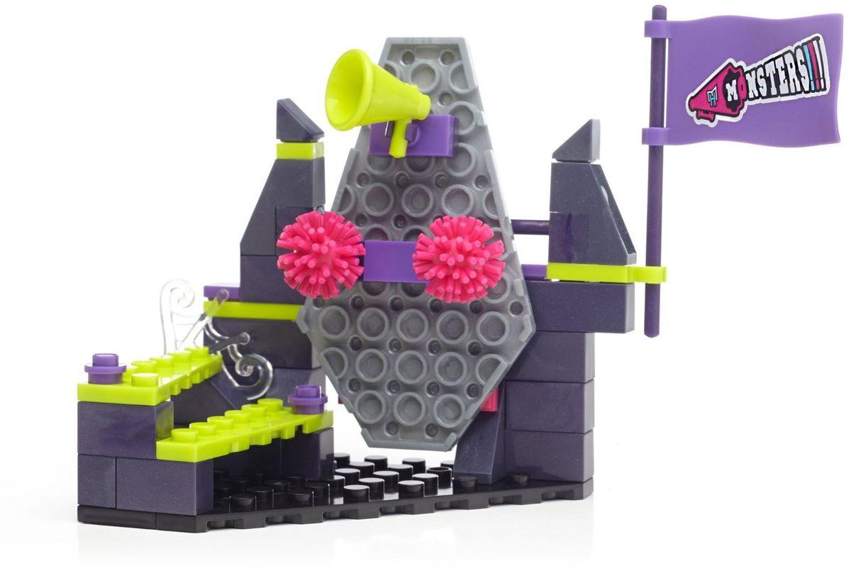 Mega Bloks Monster High Конструктор Группа поддержки