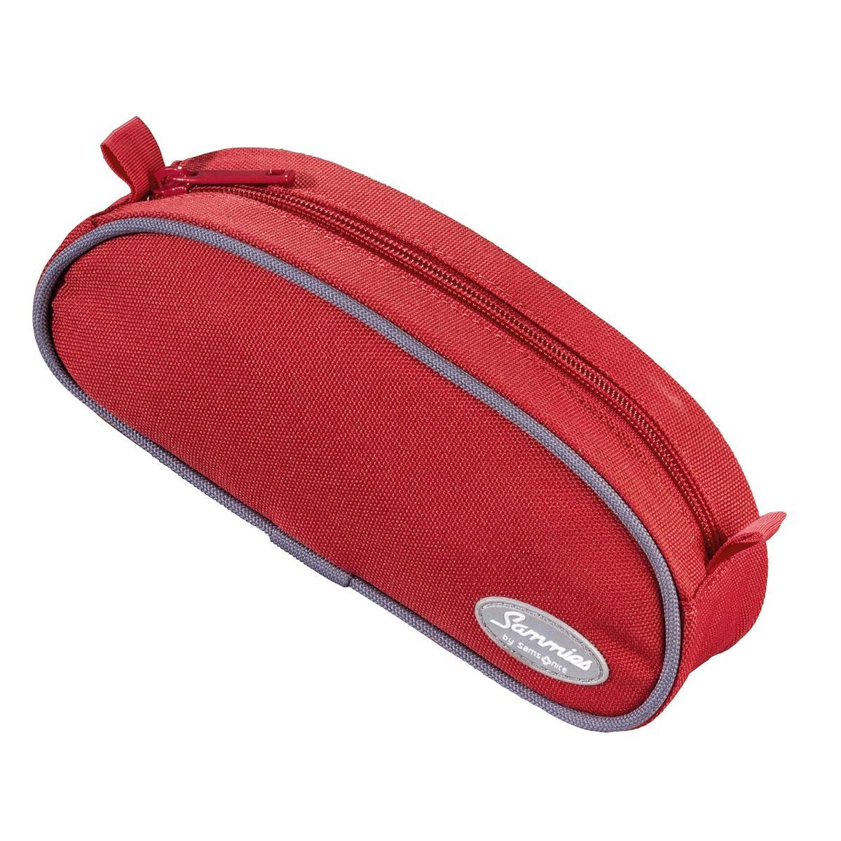 Hama Пенал Samsonite Premium цвет красный