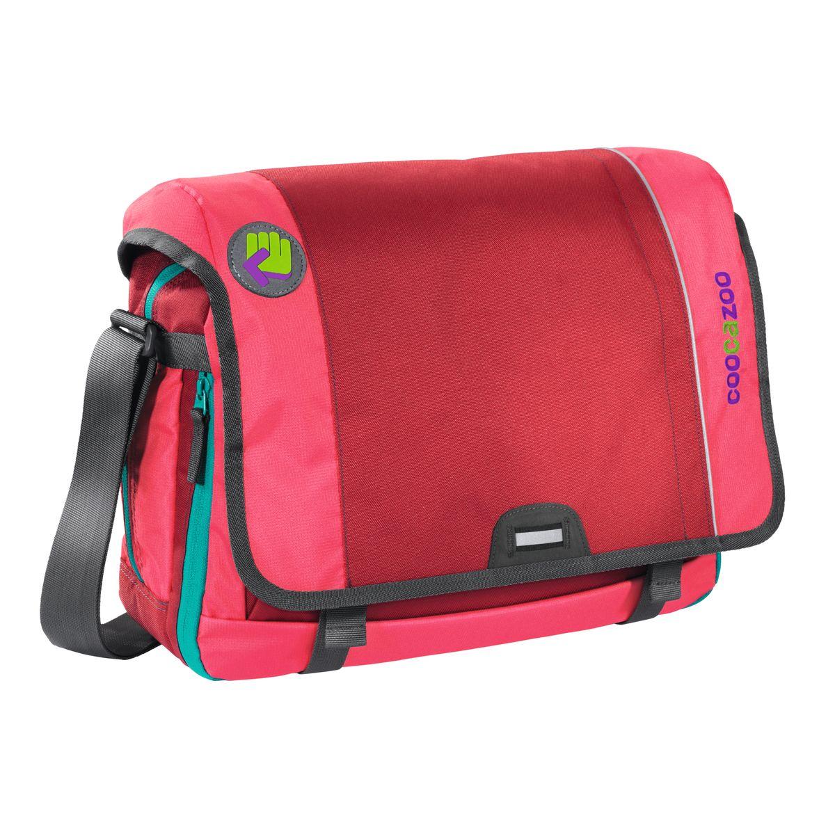 Hama Сумка Coocazoo HangDang Rio Red сумка спортивная coocazoo sporterporter lime district 00129143