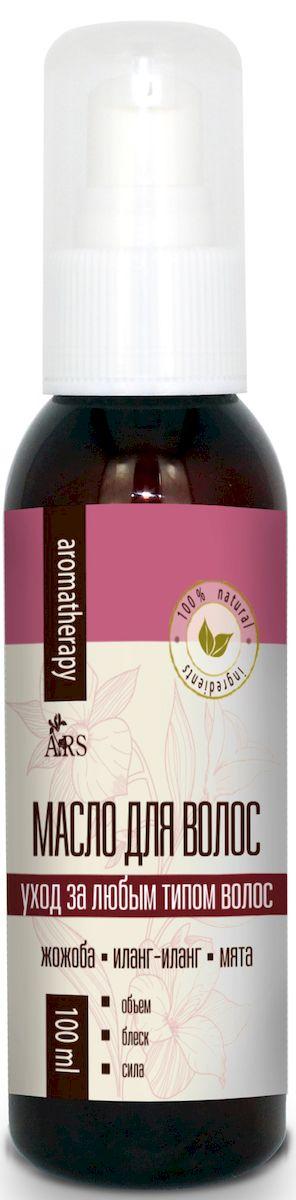 ARS Масло для волос Иланг-иланг и розовое дерево, 100 мл (ARS/АРС)