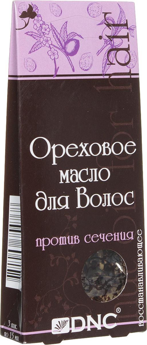 Ореховое масло для волос