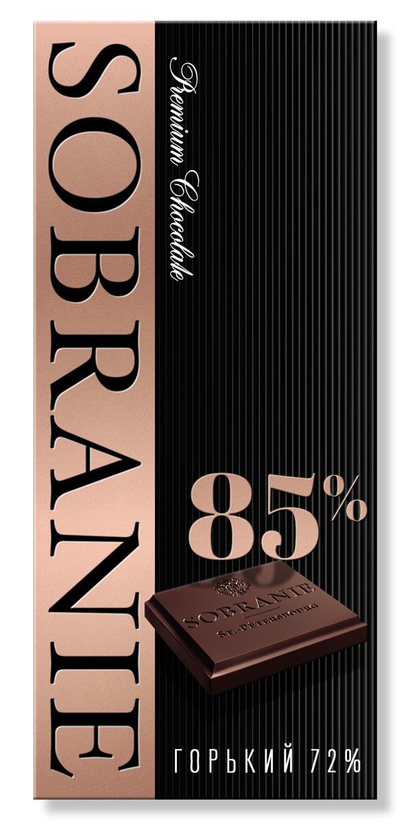 Sobranie горький шоколад, 45 г ( 14.2236 )