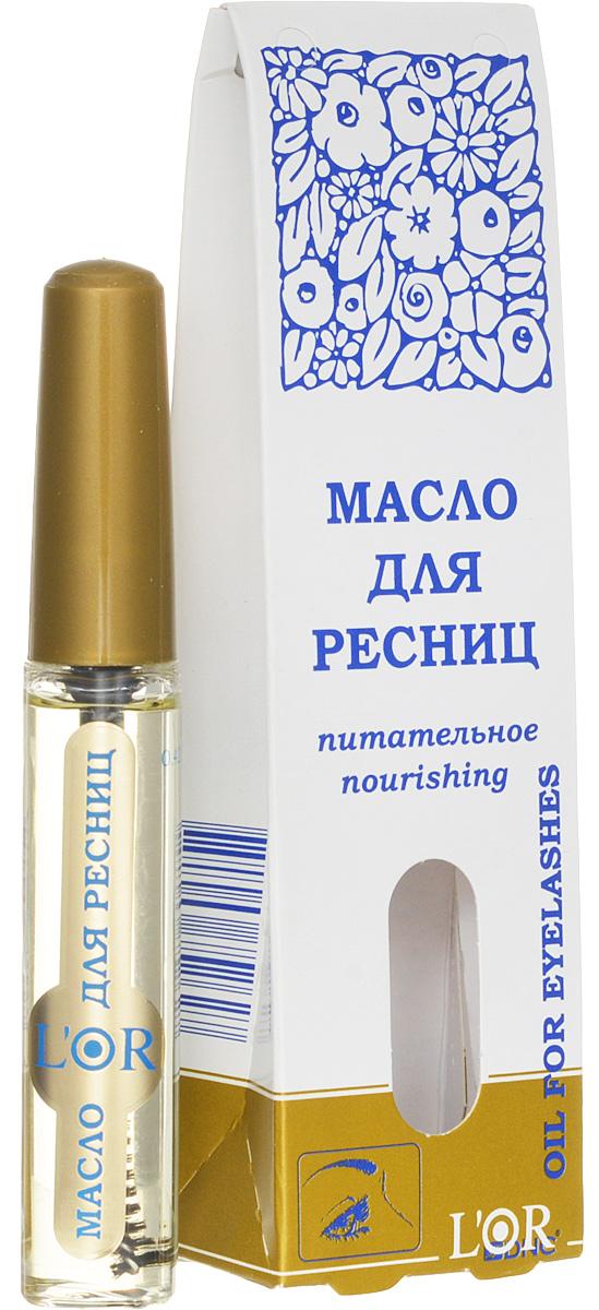 DNC Масло косметическое для ресниц и бровей LOR, питательное, 12 мл