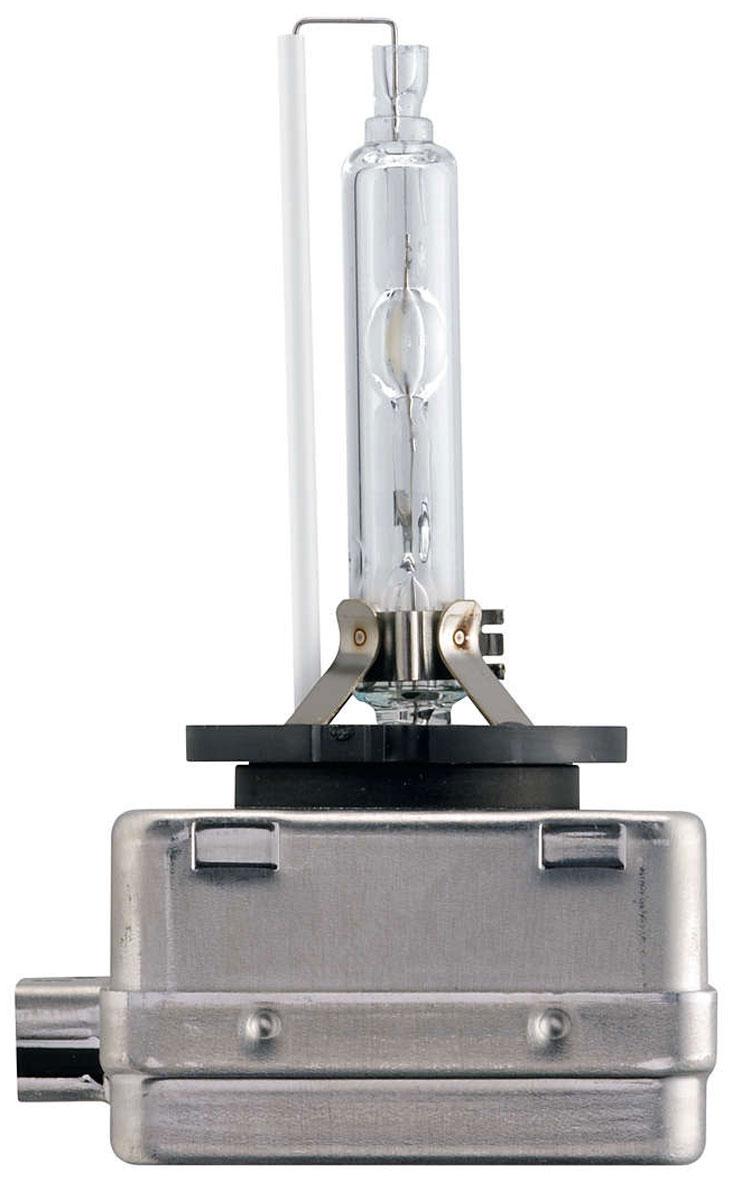 Лампа автомобильная ксеноновая Philips Xenon X-tremeVision, для фар, цоколь D3S (PK32d-5), 42V, 35W. 42403XVS142403XVS1Ксеноновая лампа для автомобильных фар Philips Xenon X-tremeVision изготовлена из кварцевого стекла, устойчивого к УФ-излучению. Такое стекло обладает более высокой прочностью (по сравнению с тугоплавким стеклом) и отличается высокой устойчивостью к перепадам температур и вибрации. Например, при попадании влаги на работающую лампу изделие не взрывается и продолжает работать. Лампы выдерживают высокое внутреннее давление, поэтому такое кварцевое стекло обеспечивает более мощный свет. Лампы Xenon HID (High Intensity Discharge - разряд высокой интенсивности) производят в два раза больше света, обеспечивая лучшую видимость на дороге в любых условиях. Интенсивный белый свет ламп Xenon HID, схожий с дневным светом, помогает водителям сохранять концентрацию внимания и быстрее реагировать на препятствия и дорожные знаки, чем при использовании традиционных ламп. Лампа Philips Xenon X-treme Vision производят до 50% больше света, они обеспечивают максимальную яркость и видимость...