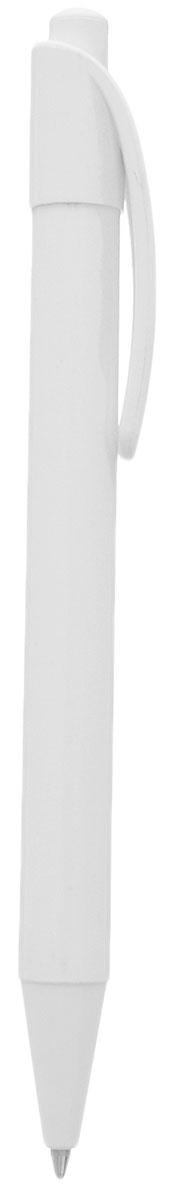 Ручка шариковая DYNAMIX, M - 0,5 мм, белый корпус; синий цвет чернил.