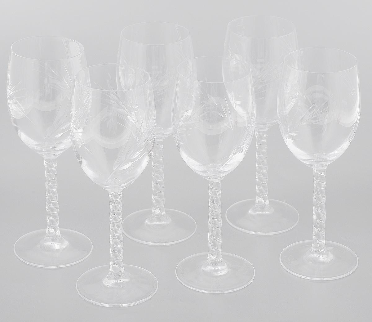 Набор фужеров Cristal dArques Fleury Epi, 250 мл, 6 штG4970Набор фужеров Cristal dArques Fleury Epi состоит из шести бокалов, выполненных из прочного стекла. Изделия оснащены высокими ножками и предназначены для подачи различных напитков. Они сочетают в себе элегантный дизайн и функциональность. Набор фужеров Cristal dArques Fleury Epi прекрасно оформит праздничный стол и создаст приятную атмосферу за романтическим ужином. Такой набор также станет хорошим подарком к любому случаю. Можно мыть в посудомоечной машине. Диаметр бокала (по верхнему краю): 6 см. Высота бокала: 19,5 см. Диаметр основания: 7 см.