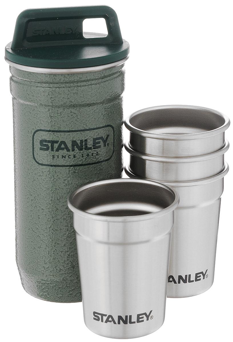 "Набор стопок STANLEY ""Adventure"", в футляре, 59 мл, 5 предметов 10-01705-003"