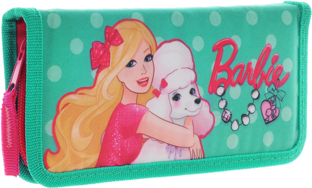 Пенал жесткий тканевый, с креплениями для канцелярских принадлежностей, размер 20 х 9 х 3 см, BarbieBRAP-MT1-033Качественный пенал для школьников младших классов. Это своего рода органайзер, в котором компактно размещаются все канцелярские принадлежности, необходимые в школе: ручки, карандаши, фломастеры, ластики, точилки, измерительные принадлежности и т.д. Цвет: голубой. Тип: Жесткий пенал. Пол: Для девочек . Возраст: Младшие классы . Форма: Прямоугольник. Материал: Полиэстер, Картон. Размер: 200х90х30 мм.