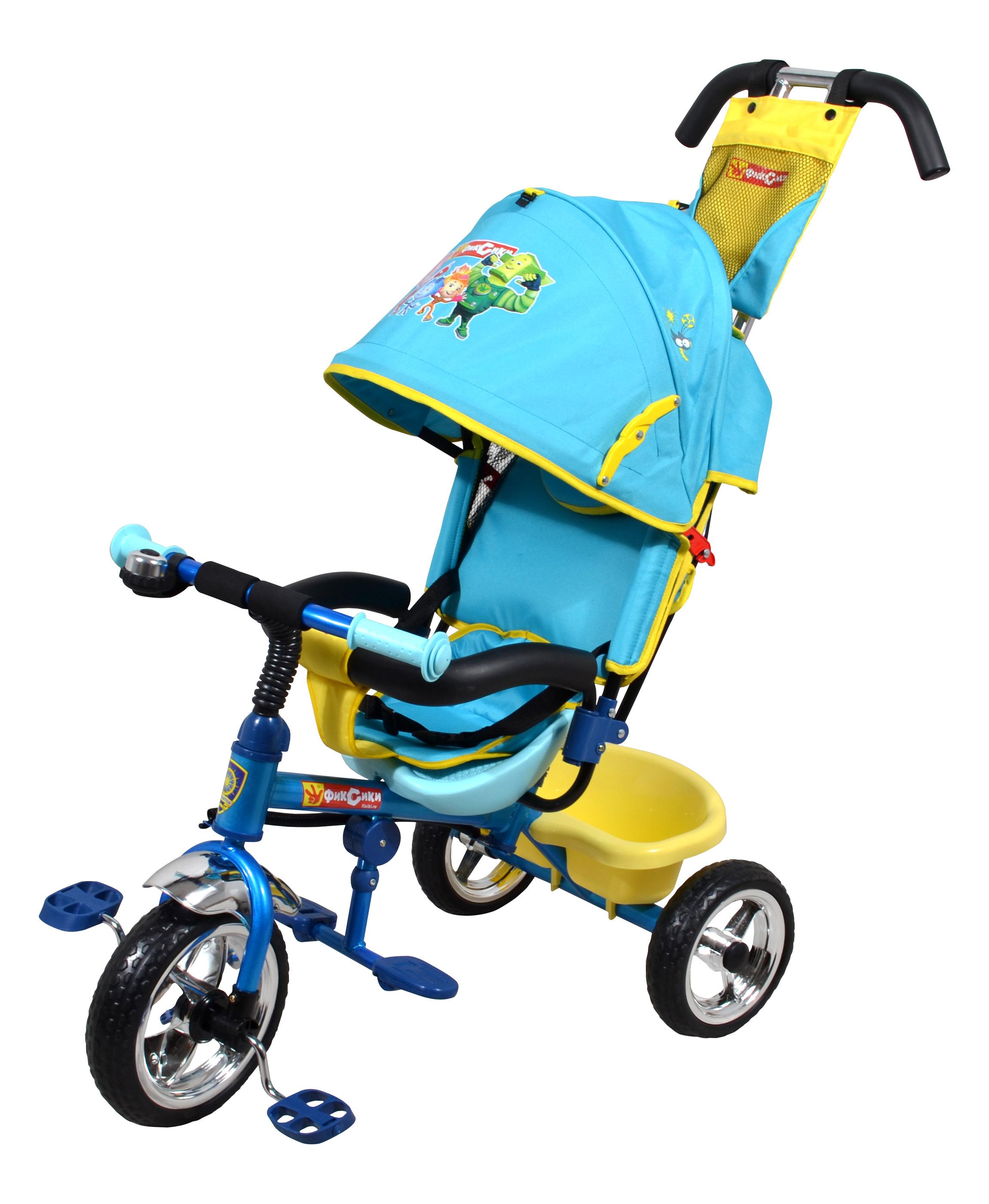 Navigator Трехколесный велосипед Lexus ФиксикиТ58462Популярная модель детского трехколесного велосипеда с ярким дизайном и популярной лицензией Фиксики. Велосипед снабжен ручкой управления для родителей.