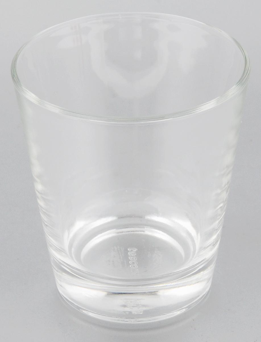 Стакан Tescoma Vera, 300 мл306005Стакан Tescoma Vera изготовлен из прочного прозрачного стекла. Элегантный стакан для сервировки напитков станет практичным приобретением для любой кухни. Можно мыть в посудомоечной машине. Диаметр (по верхнему краю): 8,5 см. Высота стакана: 10 см.