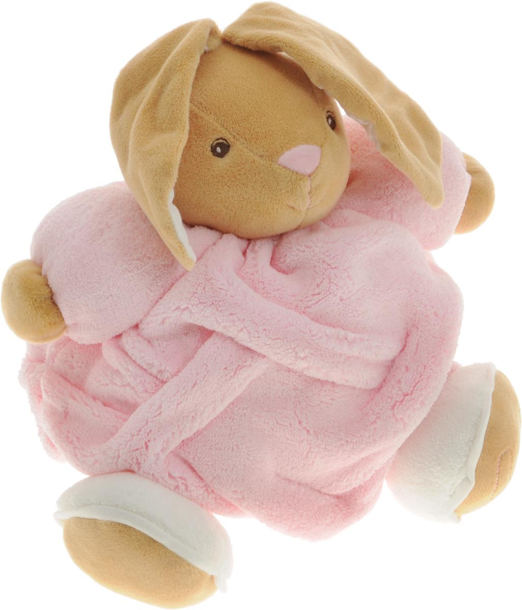 Kaloo Мягкая игрушка Заяц цвет светло-розовый 18 смK962304Очаровательная мягкая игрушка Kaloo Заяц привлечет внимание малыша и надолго станет его постоянным спутником и любимой игрушкой. Игрушка в виде милого зайчика выполнена из качественных и безопасных для здоровья детей материалов, которые не вызывают аллергии, приятны на ощупь и доставляют большое удовольствие во время игр. Изделие приятно держать в руках и прижимать к себе. Игры с мягкими игрушками развивают тактильную чувствительность и сенсорное восприятие. Все игрушки Kaloo прошли множественные тесты и соответствуют мировым стандартам безопасности. Именно поэтому игрушки рекомендованы для детей с рождения, что отличает их от большинства производителей мягких игрушек.