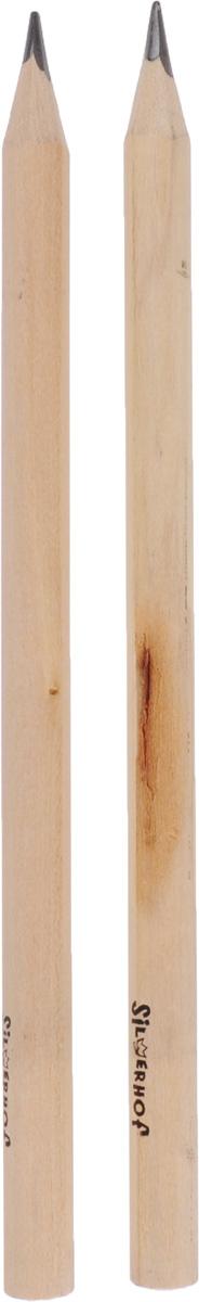 Карандаш чернографитовый, (набор из 2шт.), TECHNO WARS, HB, трехгранный, карт.европодвес арт.125030-03 ед.изм.Штуки125030-03Чернографитовый карандаш держать в руке приятно. Ощущение природной фактуры под пальцами, легкий запах древесины настраивают на спокойную плодотворную работу. Но если говорить об удобстве использования, то лучше механического карандаша не найти. Карандаши этого набора – безусловные лидеры!
