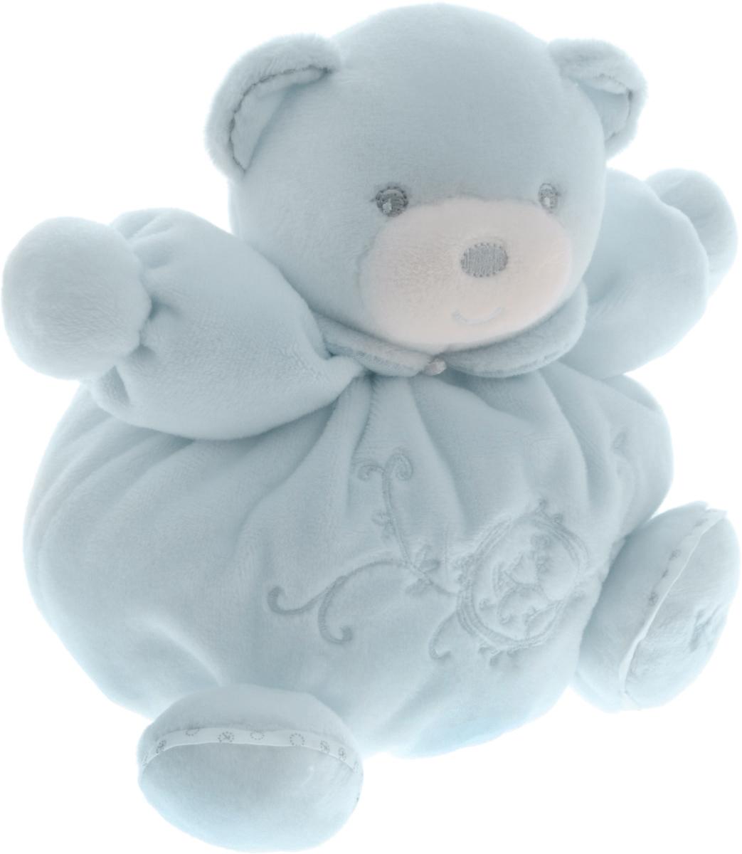 Kaloo Мягкая игрушка Мишка цвет светло-голубой 16 смK962148Великолепная мягкая игрушка Kaloo Мишка выполнена из качественных и безопасных для здоровья детей материалов, которые не вызывают аллергии, приятны на ощупь и доставляют большое удовольствие во время игр. Медвежонок выполнен в нежно-голубом цвете, лицевая сторона игрушки украшена вышивкой, на лапке - вышит фирменный логотип бренда. Игры с мягкими игрушками развивают тактильную чувствительность и сенсорное восприятие. После стирки изделие не деформируется и не меняет внешний вид. Все игрушки Kaloo прошли множественные тесты и соответствуют мировым стандартам безопасности. Именно поэтому игрушки рекомендованы для детей с рождения, что отличает их от большинства производителей мягких игрушек. Дизайнеры Kaloo продумывают и придают значение каждому этапу в производстве игрушек, начиная от эскиза и заканчивая упаковкой готового изделия.