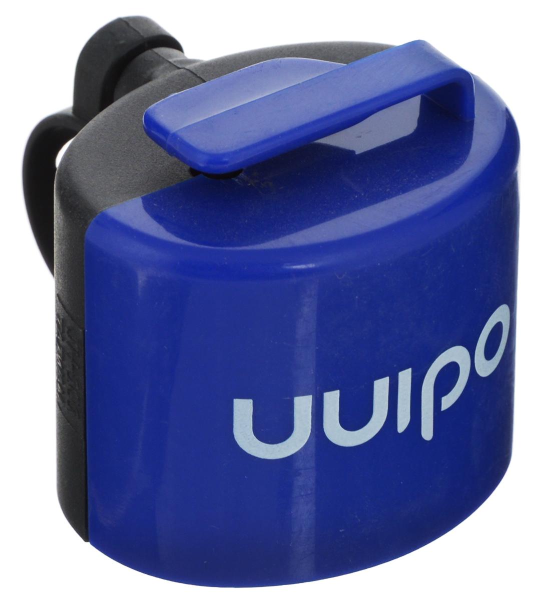 Звонок велосипедный Odinn, электронныйJH-101Электронный звонок Odinn крепится на руль велосипеда и позволяет привлечь внимание в опасных ситуациях. Звонок выполнен из водонепроницаемого пластика, долговечен в использовании. Основным его назначением является предотвращения столкновения, как на дорогах общего пользования, так и на тротуарах. .