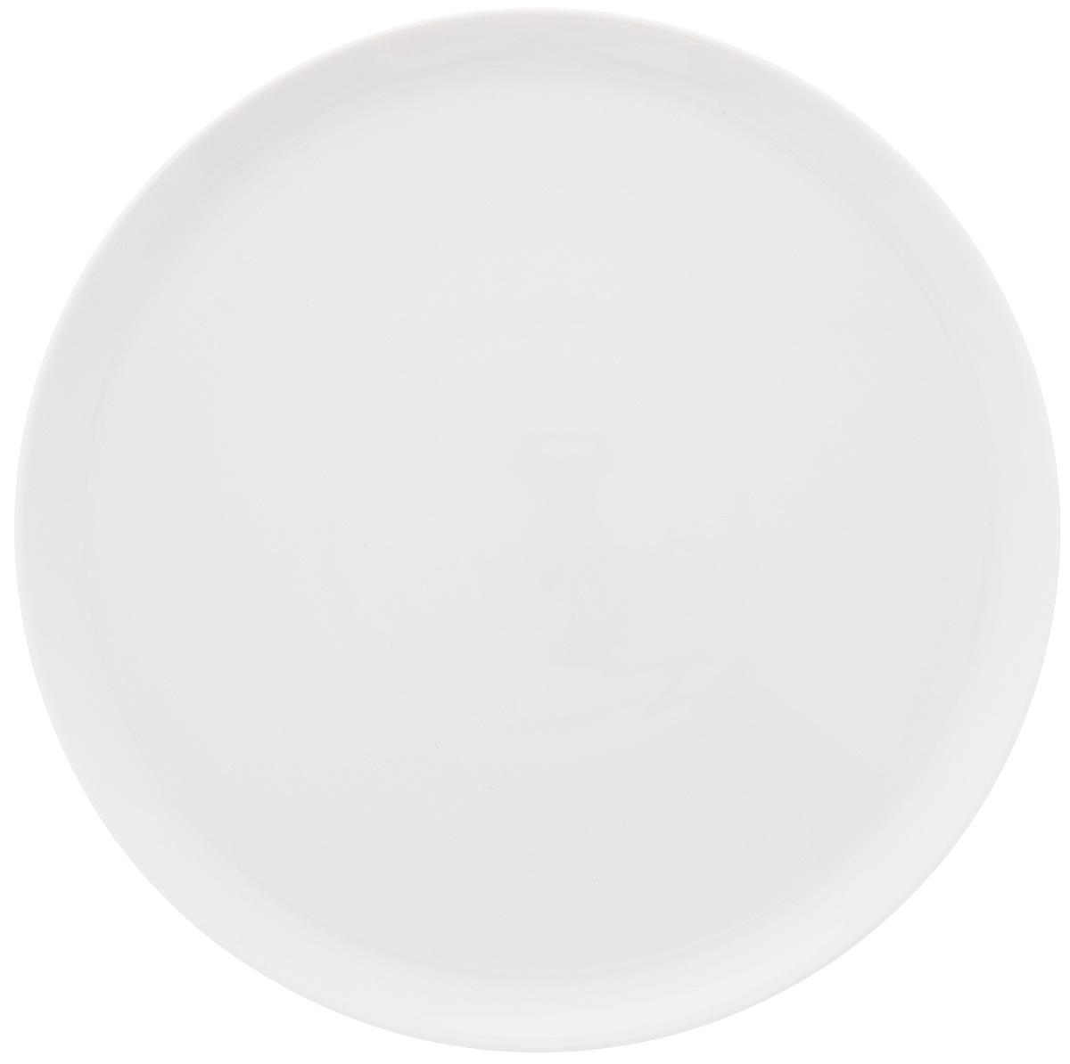 Тарелка La Rose des Sables Yaka, диаметр 27 см880127Тарелка La Rose Des Sables Yaka выполнена из высококачественного фарфора. Изящный дизайн придется по вкусу и ценителям классики, и тем, кто предпочитает утонченность. Тарелка La Rose Des Sables Yaka идеально подойдет для сервировки стола и станет отличным подарком к любому празднику. Тарелку можно использовать в микроволновой печи и посудомоечной машине. Диаметр тарелки по верхнему краю: 27 см. Высота тарелки: 2 см.