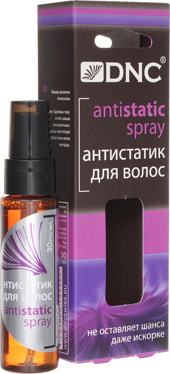 DNC Антистатик для волос, 30 мл4751006751965Специализированное средство для легко электризующихся волос Не имеет запаха Не утяжеляет волосы Не уменьшает объем Не жирнит и не сушит волосы Защищает Это средство - спасение для непослушных наэлектризованных волос, которые стоят ореолом вокруг головы, не расчесываются и не укладываются. Небольшой флакон с распылителем удобен в использовании. Состав не создает видимой или ощутимой пленки, при этом не позволяет статическому электричеству скапливаться на волосах, раздражая и причиняя неудобства. Действует буквально с пары пшиков. Облегчает расчесывание и формирование прически. Защищает волосы от повреждений во время горячей укладки.