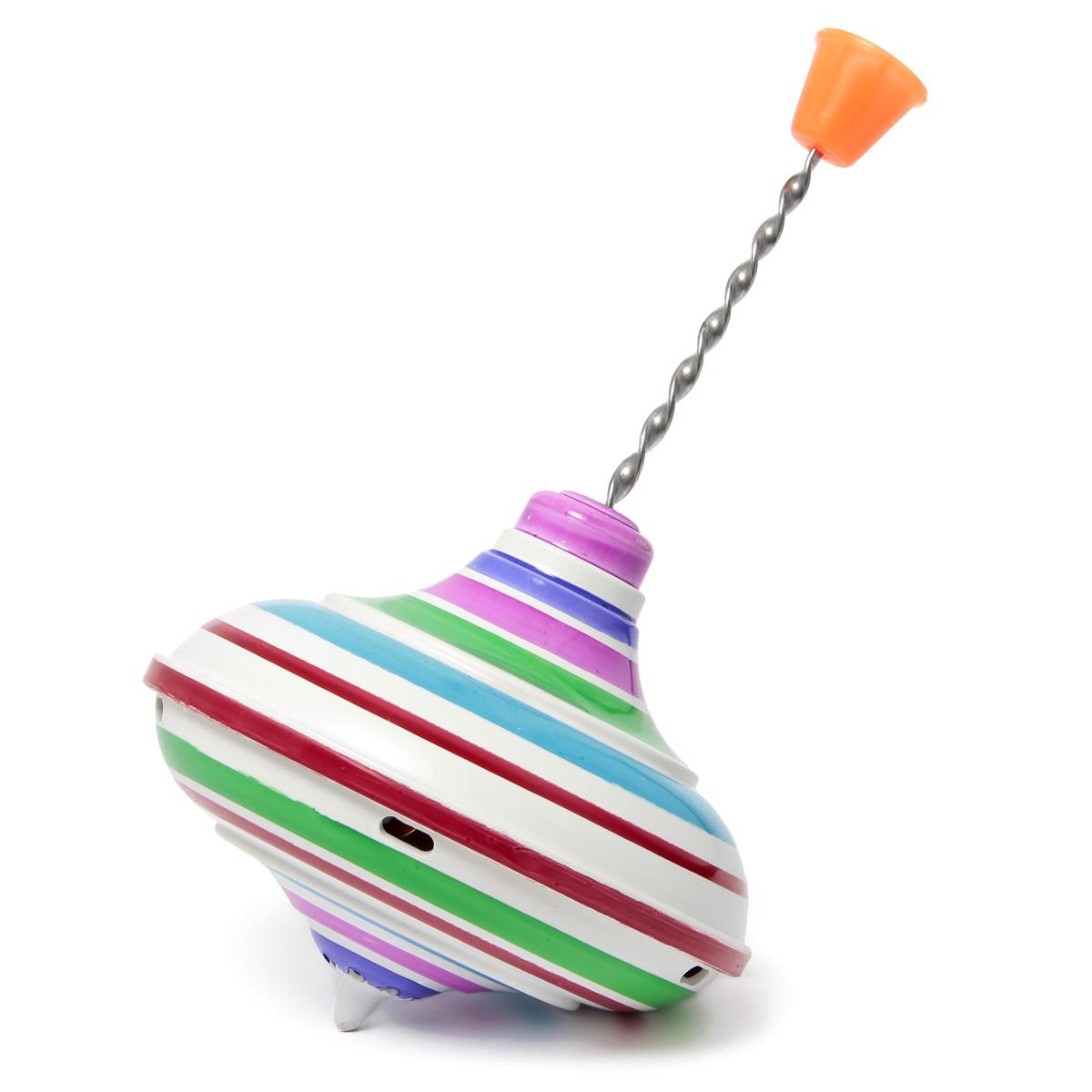 Юла Полосатая большаяП-0029Динамическая игрушка для малышей. Стимулирует познавательную активность, помогает ребенку в устанавлении причинно-следственных связей между действиями и явлениями, развивает координацию и моторику рук. Внутри игрушки, на двух ярусах, имеются пластмассовые шарики. Приведенная в движение юла гудит. Уважаемые клиенты! Обращаем ваше внимание на возможные изменения в цветовой гамме.