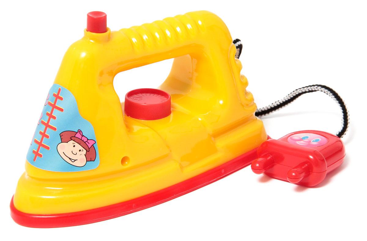 Развивающая игрушка Утюг MarekП-0124Предназначение: для игровых целей внутри помещения и на открытом воздухе. Материал: высококачественная пластмасса.